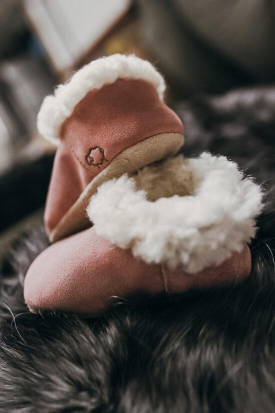 Eskimo bebe rosado 1