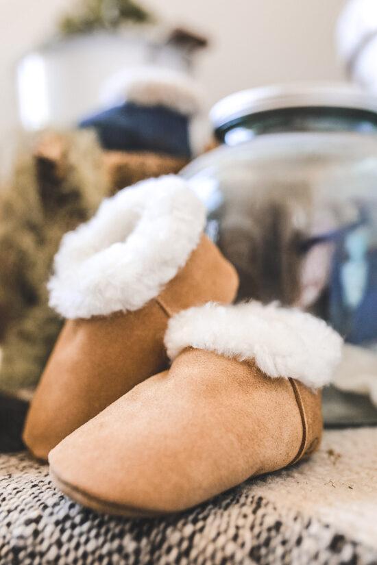 Eskimo niño beige 1